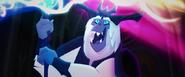 The Storm King gleefully draining magic MLPTM