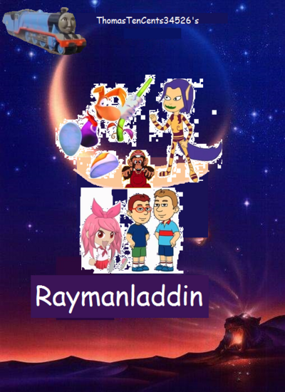 ThomasTenCents34526's Posters Part 04 - Raymanladdin