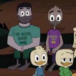 Violets-Dads