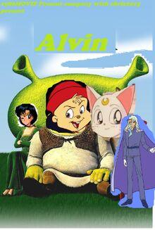 Alvin (Shrek) for 1986movies