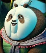 Grandma Panda in Kung Fu Panda 3