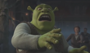 Shrek Screaming in Thriller Night