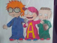 The rugrats by speeddemon48-dbdci5l