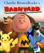Barnyard (2006; Charlie BrownRockz Style) Poster
