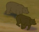 Fantasia 2000 Brown Bears