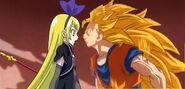 Goku and regina