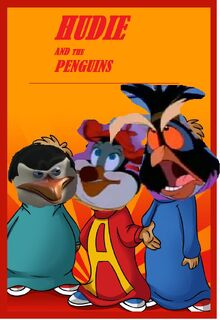 Hubie and the penguins