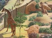PZ Giraffe