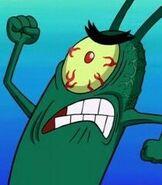 Plankton in The SpongeBob Squarepants Movie