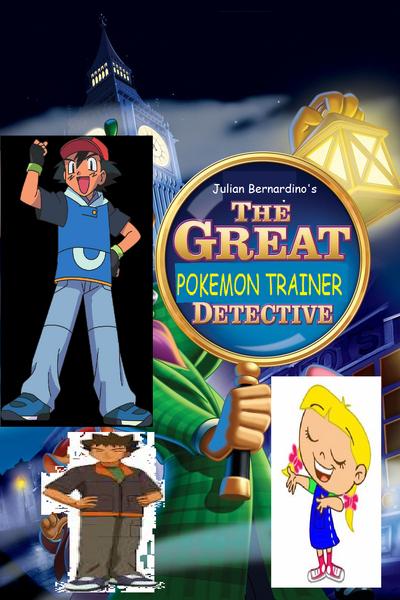 The Great Pokemon Trainer Detective.