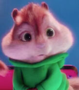 Theodore Seville in Alvin and The Chipmunks The Road Chip