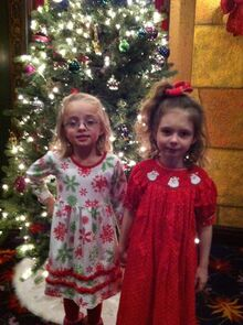 Betsy and Maddie