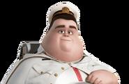 Captain McCrea