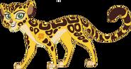 Fuli lion guard