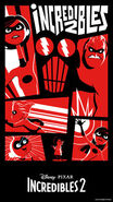 Incredibles 2 - Poster 3