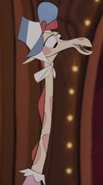 Mary Poppins Returns Giraffe