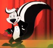 Pepe sings rose 4