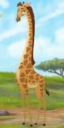 Twiga the Giraffe