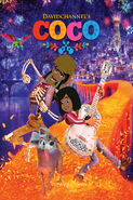 Coco (Davidchannel's Version) Poster