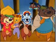 Rescue Rangers Away Baloo