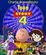 Toon Story 4 (2019; Movie Poster)