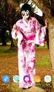 2020 Kimono Girl RFART419 Homescreen Image