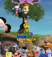 A Neverland's Life Poster