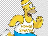 Homer Simpson Home Video