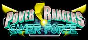 Power Rangers Gamer Force official logo
