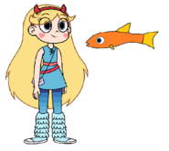 Star meets Goldfish