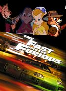 The Fast and the Furious (TheBluesRockz Sposter)
