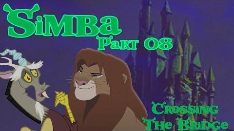 """""""Simba"""" (Shrek) Part 08 - Crossing The Bridge"""