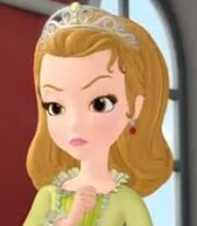 Amber in Sofia the First- Once Upon A Princess