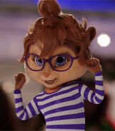Jeanette Miller in Alvin and The Chipmunks The Road Chip