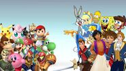 Smash bros universe starters by jeffersonfan99 dcv2w7f-fullview