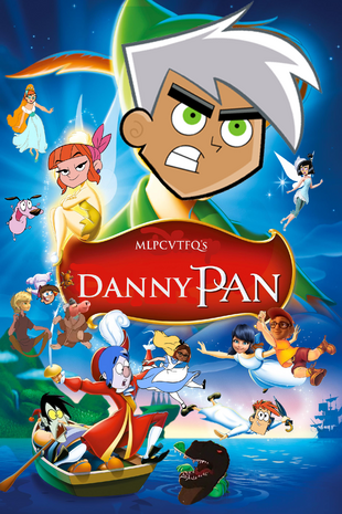 Danny Pan (1953; MLPCVTFQ's Style)