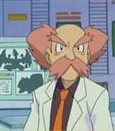 Dr. Namba in Pokemon Chronicles
