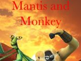 Mantis and Monkey (Timon and Pumbaa)