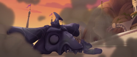 The Storm King's defeat