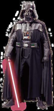 Vader Lightsaber Render