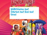 Adventures of Wallykazam and Sabrina and Ami and Yumi (Adventures of Sonic The Hedgehog)