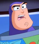 Buzz Lightyear in Buzz Lightyear of Star Command The Adventure Begins