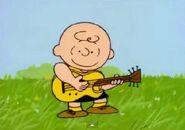 Charlie Brown as Charlie