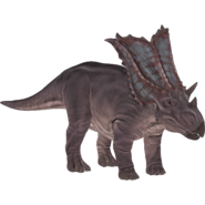 Chasmosaurus WTJW