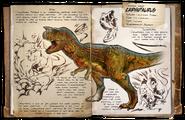 Dossier Carnotaurus