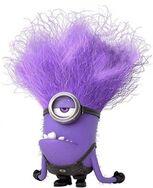 Evil minion purple dm