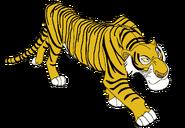 Gilgamesh the Tiger