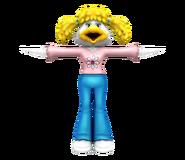 Helen as PEPPA PIG