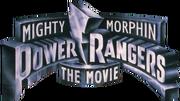 Mighty Morphin Power Rangers Movie 1995 logo