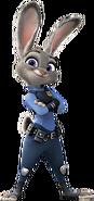 NEW Judy Cop render